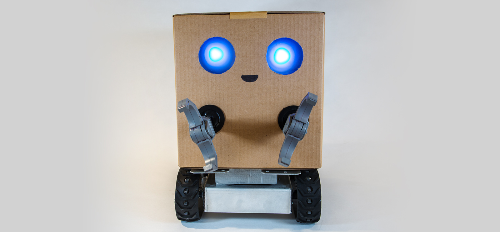 Front of Robot