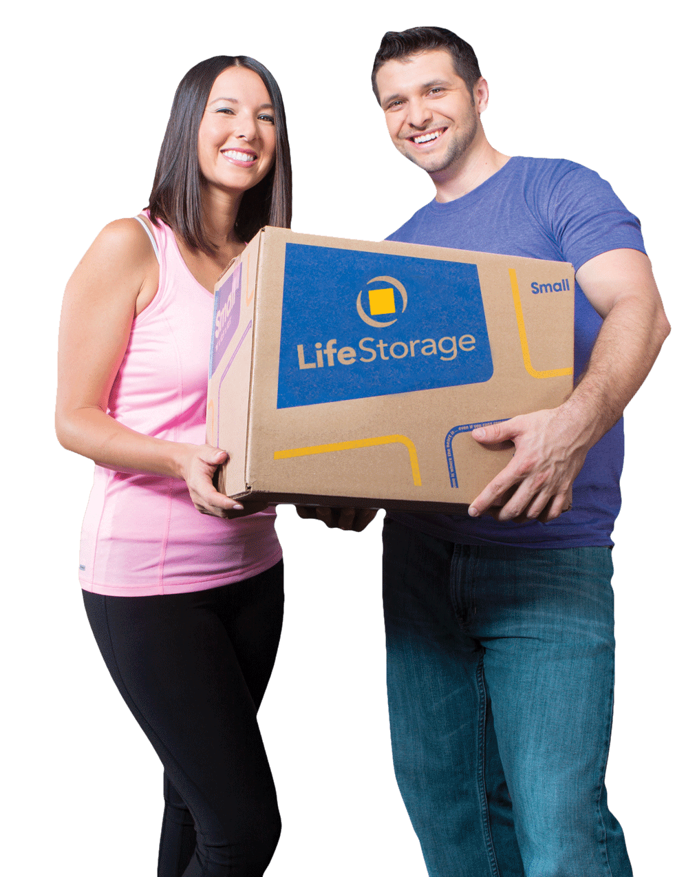Life Storage customers