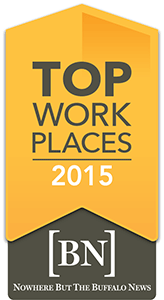 Buffalo News Top workplace
