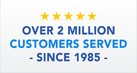 Over 2 Million Customers Served