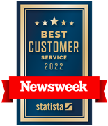 Newsweek America's Best Customer Service Award