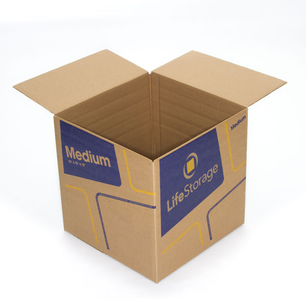 Medium Moving Boxes Sold at Life Storage