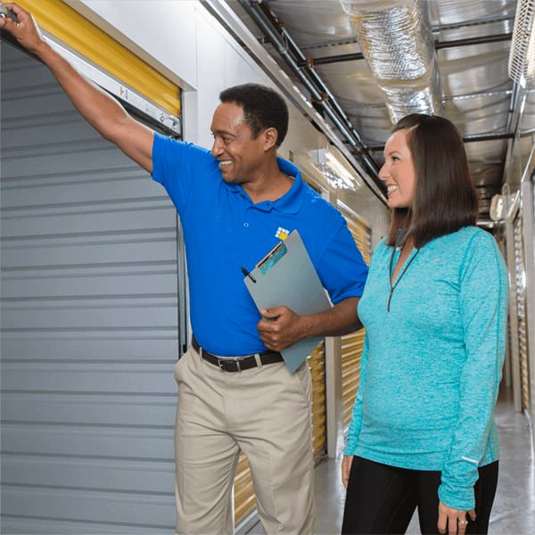 Climate Controlled Storage Units at Life Storage