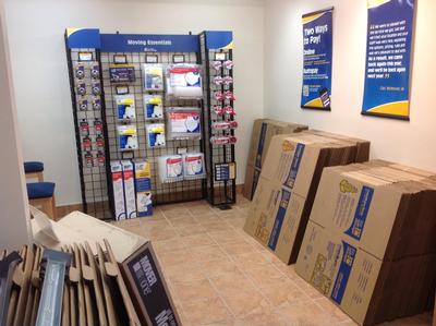 Moving Supplies for Sale at Life Storage at 1471 Center Street Ext in Mount Pleasant