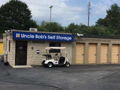 Life Storage Buildings at 500 Frenchtown Rd in E Greenwich