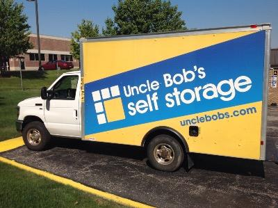 Truck rental available at Life Storage at 24940 Detroit Rd in Westlake