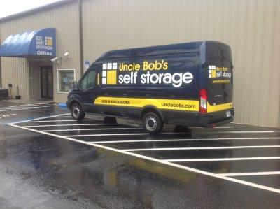Truck rental available at Life Storage at 2807 W Michigan Ave in Pensacola