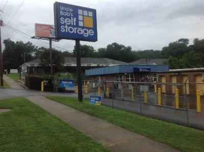 Life Storage Buildings at 2295 W Michigan Ave in Pensacola