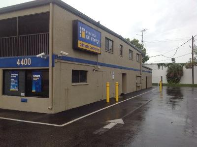 Life Storage Buildings at 4400 Solomon Blvd in Fort Myers