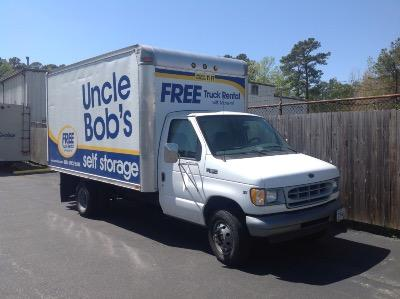Truck rental available at Life Storage at 473 J Clyde Morris Blvd in Newport News