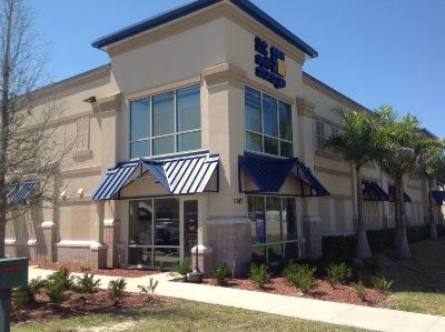 Life Storage Buildings at 1347 N Tamiami Trl in North Fort Myers