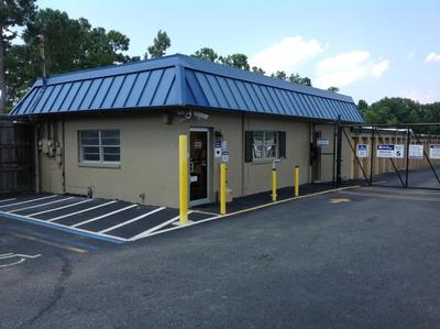 Life Storage Buildings at 1515 Manotak Avenue in Jacksonville
