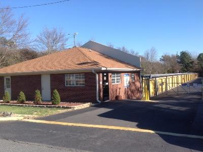 Life Storage Buildings at 6720 E W T Harris Blvd in Charlotte