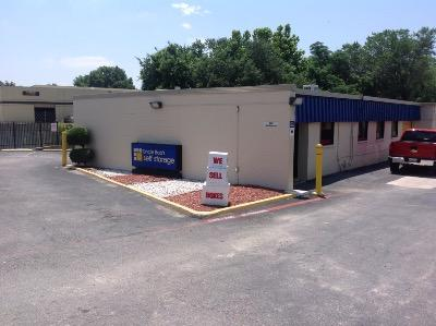 Life Storage Buildings at 140 Centennial Blvd in Richardson