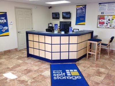 Life Storage office at 118 Stage Coach Trail in Greensboro