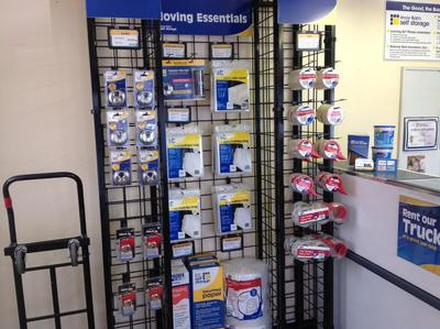 Moving Supplies for Sale at Life Storage at 5810 W Gate City Blvd in Greensboro