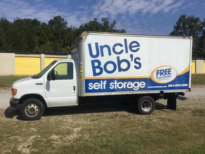 Truck rental available at Life Storage at 6601 Lee Hwy in Chattanooga