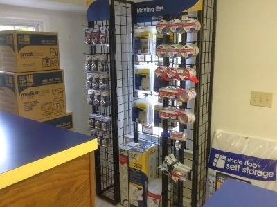 Moving Supplies for Sale at Life Storage at 1200 E Cornwallis Rd in Durham