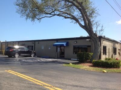 Life Storage Buildings at 1799 W Atlantic Blvd in Pompano Beach