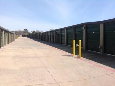 Storage Units for rent at Life Storage at 2300 Old Denton Road in Carrollton