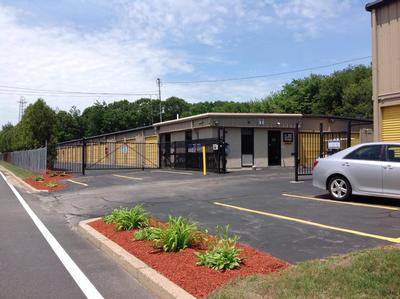 Storage buildings at Life Storage at 5 James P Murphy Ind Hwy in West Warwick