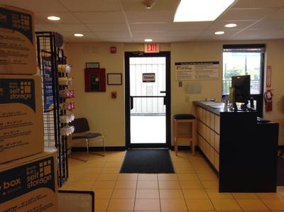 Life Storage office at 5 James P Murphy Ind Hwy in West Warwick