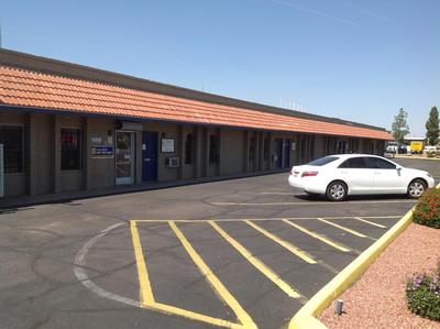 Life Storage Buildings at 545 W Broadway Rd in Mesa