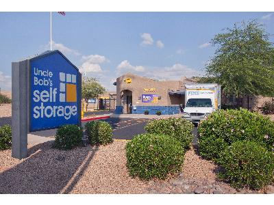 Life Storage Buildings at 20001 N 35th Ave in Phoenix