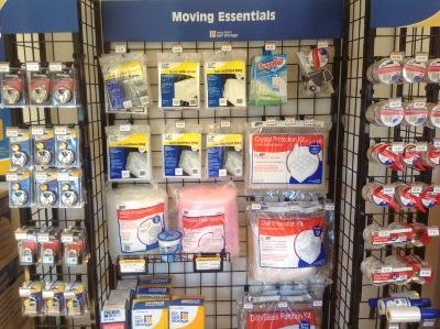 Moving Supplies for Sale at Life Storage at 55 Holman Rd in Plymouth