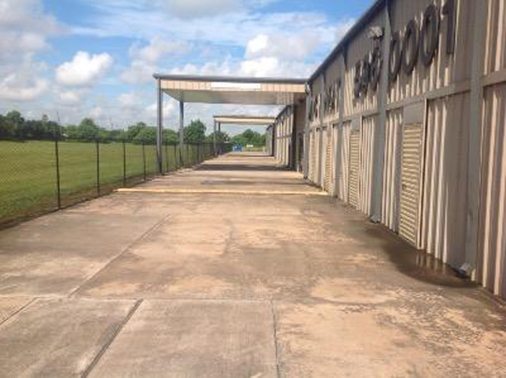 Life storage near parkwest central houston tx rent for Storage 77080