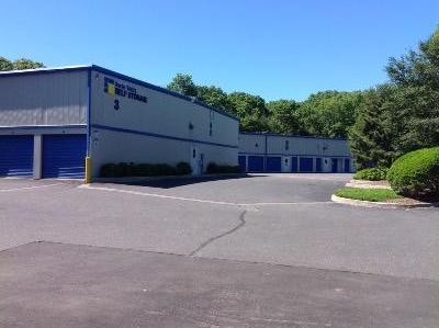 Life Storage Buildings at 9 Hardscrabble Ct in East Hampton