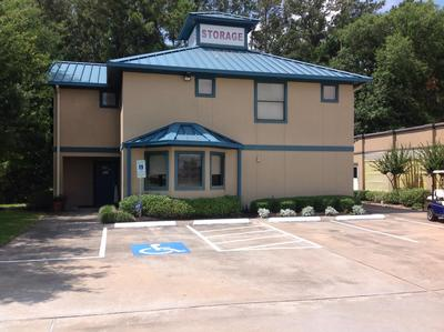 Life Storage Buildings at 23355 State Highway 249 in Tomball