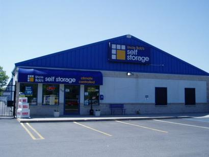 Life Storage Buildings at 110 Saxon Ave in Bay Shore