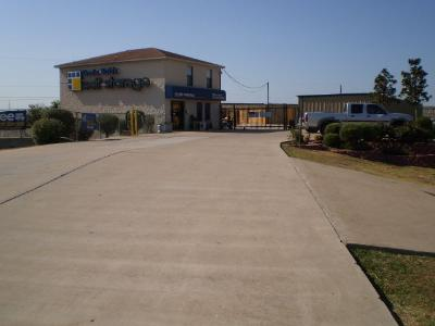 Life Storage Buildings at 9717 E. US Highway 290 in Austin