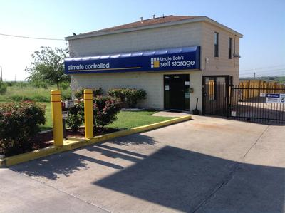 Life Storage Buildings at 10260 Marbach Rd in San Antonio