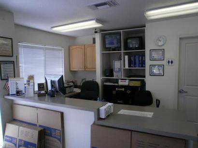 Life Storage office at 10700 US Highway 19 N in Pinellas Park