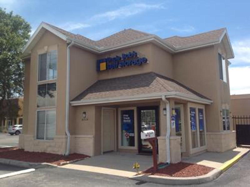 Life Storage In Tarpon Springs 41524 Us Highway 19 N