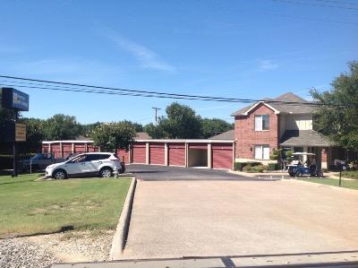Life Storage Buildings at 6050 Granbury Rd in Fort Worth