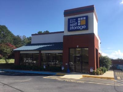 Life Storage Buildings at 7015 Highway 72 West in Huntsville