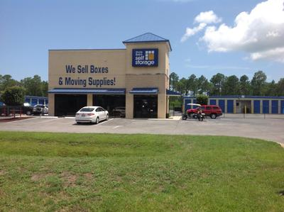 Life Storage Buildings at 9113 W Highway 98 in Pensacola