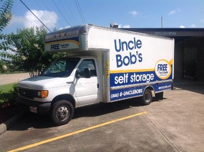 Truck rental available at Life Storage at 1655 S. Major Dr. in Beaumont