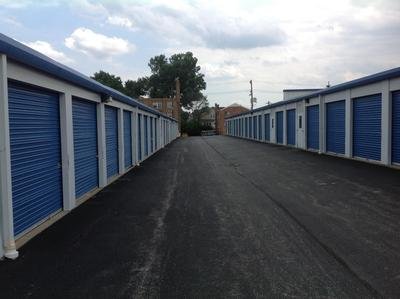 Storage Units for rent at Life Storage at 2950 Robertson Ave in Cincinnati