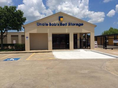 Life Storage Buildings at 3321 Center Street in Deer Park
