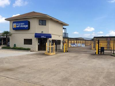 Life Storage Buildings at 4333 FM 2351 Road in Friendswood