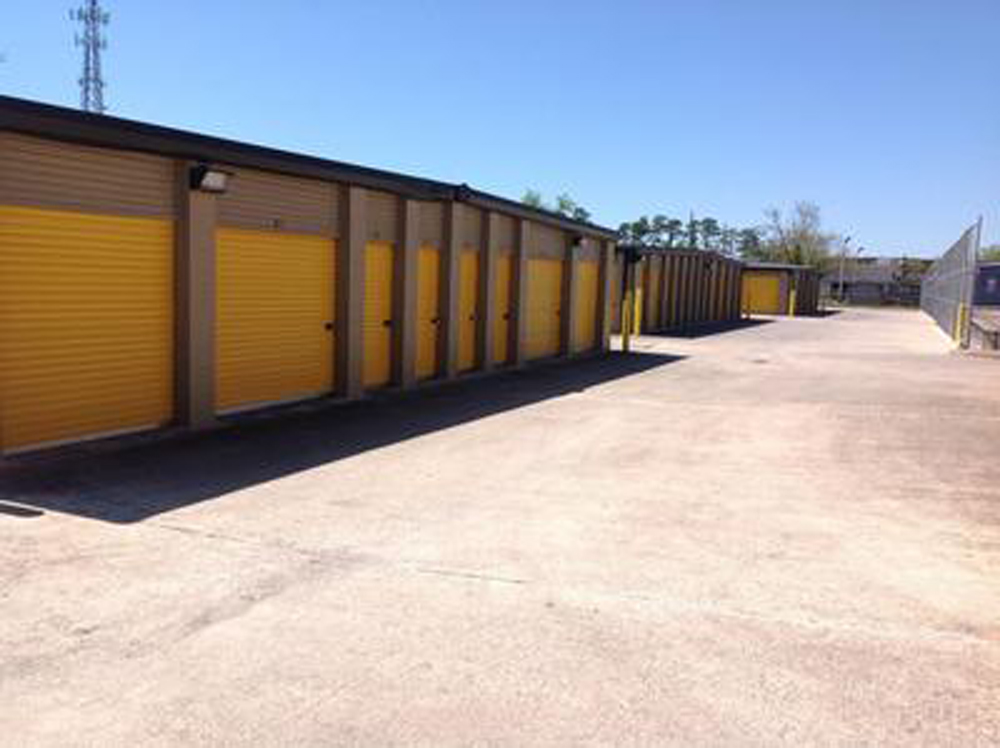 Life Storage In Spring 6911 Louetta Road Rent Storage