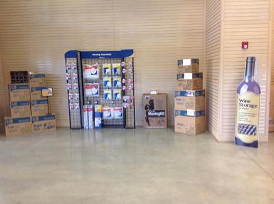 Moving Supplies for Sale at Life Storage at 6820 SW 81st Terrace in Miami