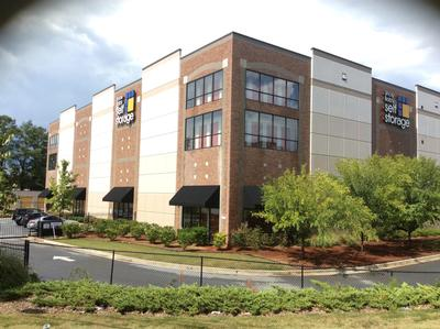 Life Storage Buildings at 1890 Briarwood Rd NE in Atlanta