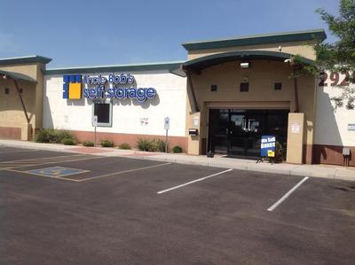 Life Storage Buildings at 2924 N 83rd Ave in Phoenix