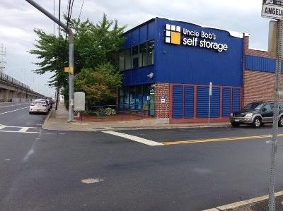 Life Storage Buildings at 101 East Hoffman Avenue in Lindenhurst