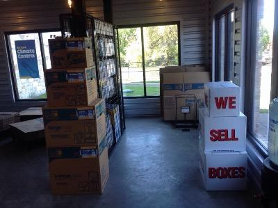 Miscellaneous Photograph of Life Storage at 2715 Sam Bass Road in Round Rock